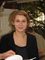 Unsere neue Pressewartin Lena Daum